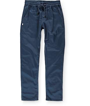 Fairplay Cole Easy Waist Navy Pants
