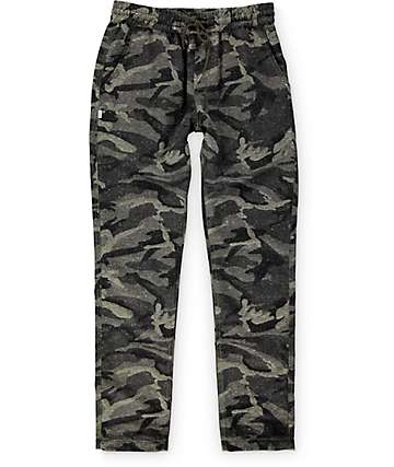 Fairplay Garner pantalones camo en olivo
