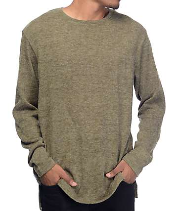 Fairplay Hans Knit Olive Sweater