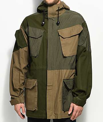 Fairplay Nobu Olive Jacket