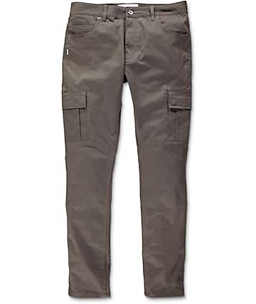 Fairplay Novel Olive Twill Pants