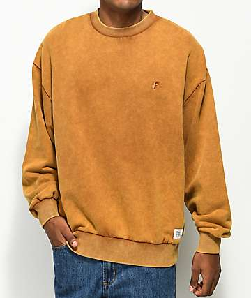 Fairplay Raphael Tan Crewneck Sweatshirt