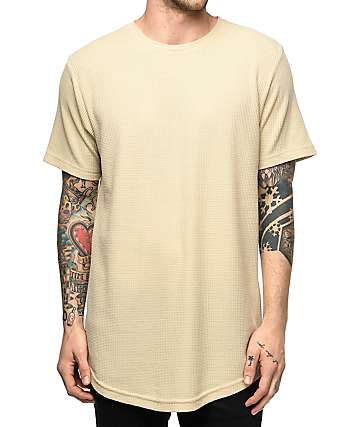 Fairplay Rian Khaki Thermal T-Shirt