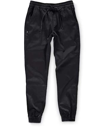 Fairplay Runner joggers negros
