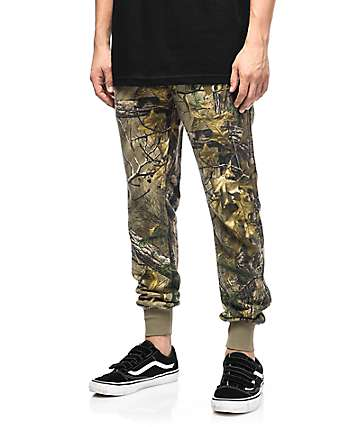 Fairplay Ryder Real Tree pantalones jogger
