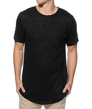 Fairplay Turner Elongated Pocket T-Shirt
