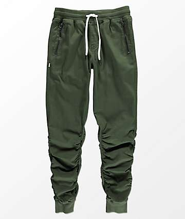 Fairplay Willem Olive Jogger Pants