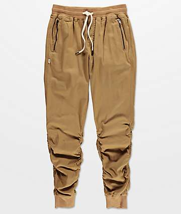 Fairplay Willem Tan Jogger Pants
