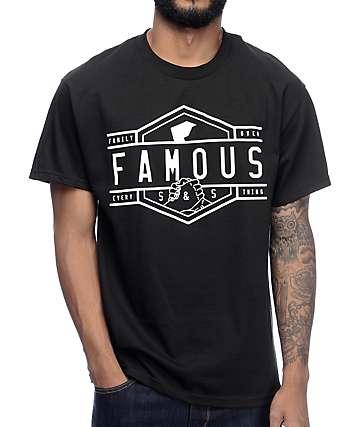 Famous Fam Every Black T-Shirt