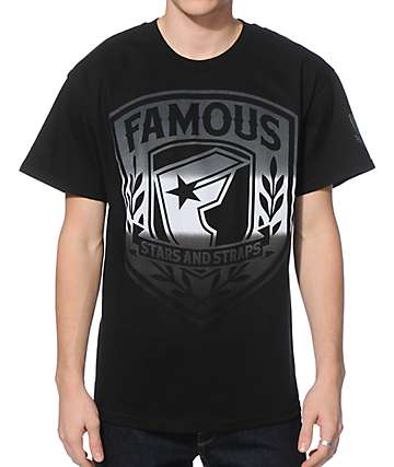 Famous Stars & Straps Caliber T-Shirt