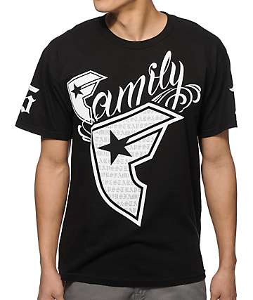 Famous Stars & Straps Endless Combo T-Shirt