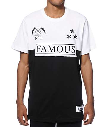 Famous Stars & Straps Game Break T-Shirt