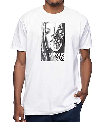 Famous Stars & Straps Kate White T-Shirt