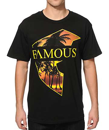 Famous Stars & Straps Sunny Lux T-Shirt