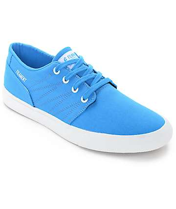 Filament Spector Brilliant Blue & White Skate Shoes