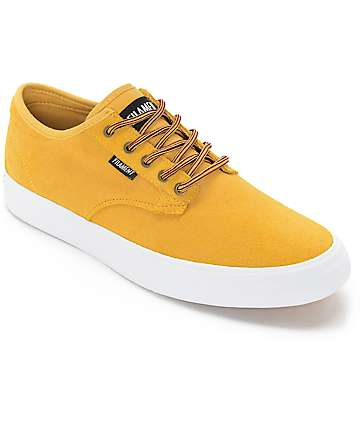 Filament Vance Wheat & White Skate Shoes