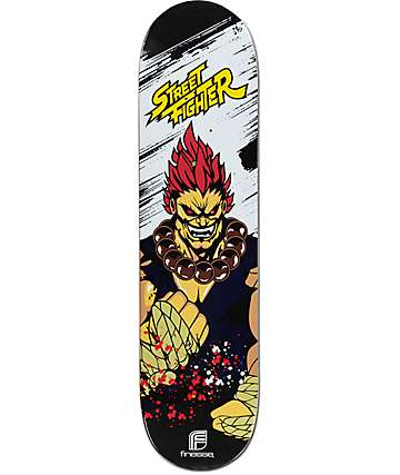 "Finesse Akuma 8.0"" Skateboard Deck"