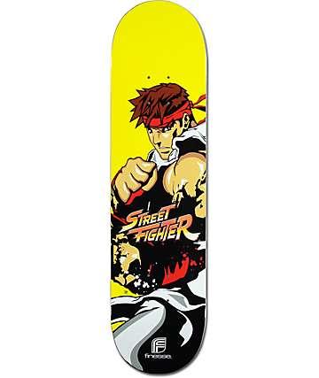 "Finesse Ryu 8.0"" Skateboard Deck"