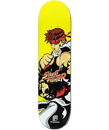 "Finesse Ryu 8.0"" Skateboard Deck"