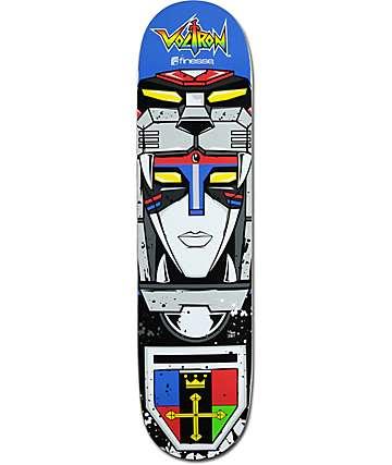 "Finesse Voltron Head 7.75""  Skateboard Deck"