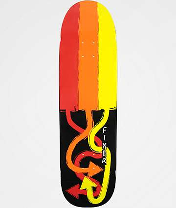 "Fixer Pearl 8.88"" Skateboard Deck"