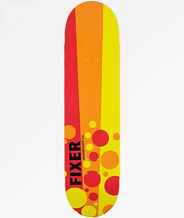 "Fixer Wonder 8.12"" Skateboard Deck"