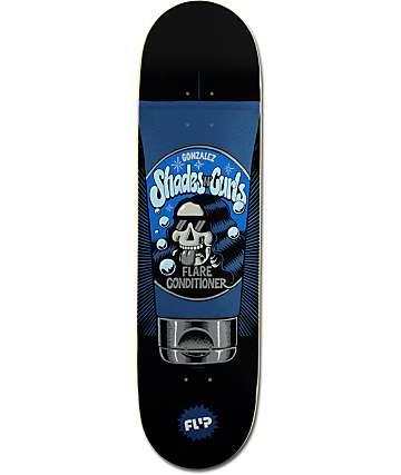 "Flip Gonzalez Curls 8.4"" Skateboard Deck"