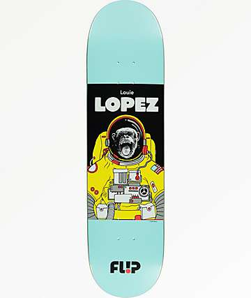 "Flip Lopez Space Monkey 8.25"" tabla de skate"