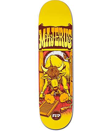 "Flip Majerus Comix 8.25"" Skateboard Deck"