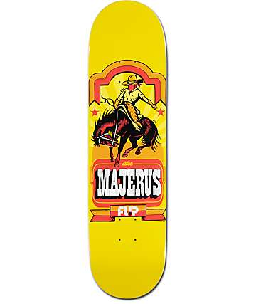 "Flip Majerus Gallery Series 8.25"" Skateboard Deck"