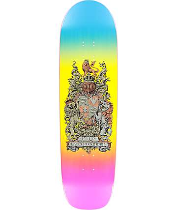 "Flip Mountain Crest 9.0"" tabla de skate"