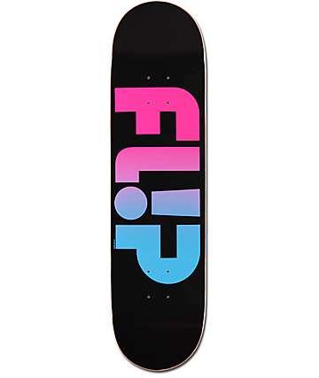 "Flip Odyssey Fade Black 8.0"" Skateboard Deck"