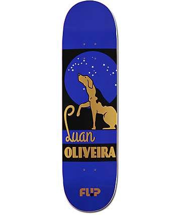 "Flip Oliveira Weirdo 8.1"" Skateboard Deck"