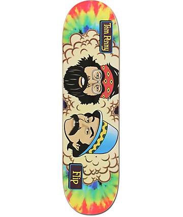 "Flip Penny Cheech And Chong 8.125"" Skateboard Deck"