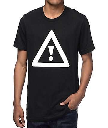 Flosstradamus Monument Black T-Shirt