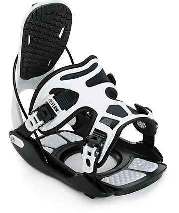 Flow Alpha Stormtrooper Snowboard Bindings