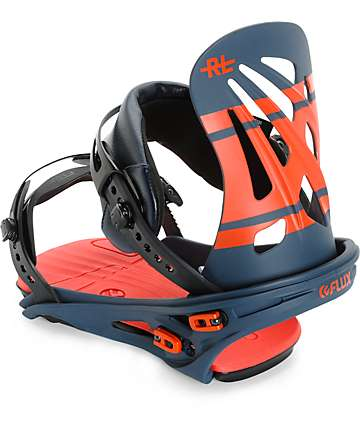 Flux RL Snowboard Bindings