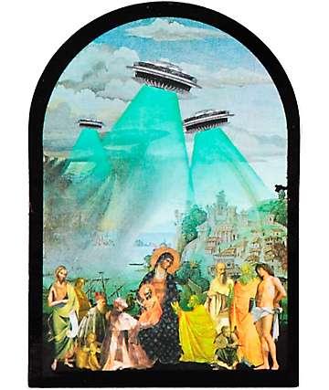 Flying Coffin Nephilim OG pegatina