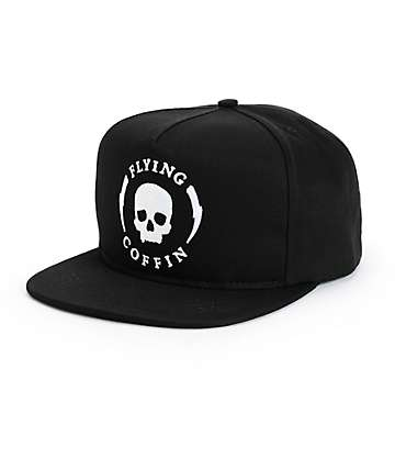 Flying Coffin Shocktrooper Snapback Hat