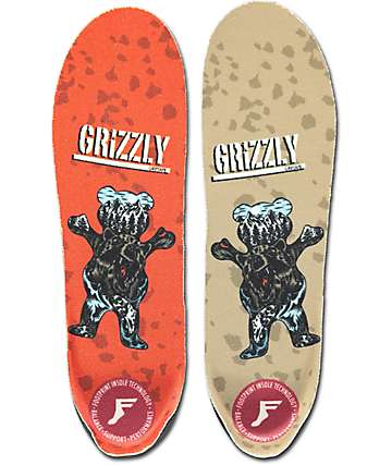 Footprint Kingfoam x Grizzly Elite Insoles