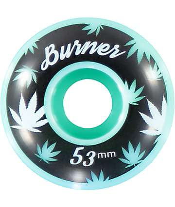Form Burner Fancy Plants 53mm Skateboard Wheels