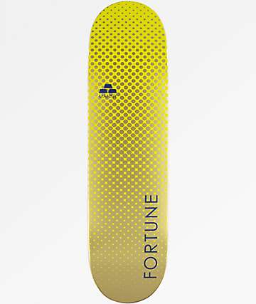 "Fortune Manny Dots 8.38"" Skateboard Deck"