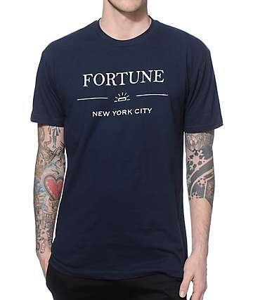 Fortune New York T-Shirt