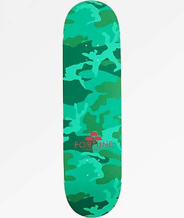"""Fortune OG Camo 8.5"""" Skateboard Deck"""