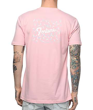 Fortune Sprinkles Pink T-Shirt