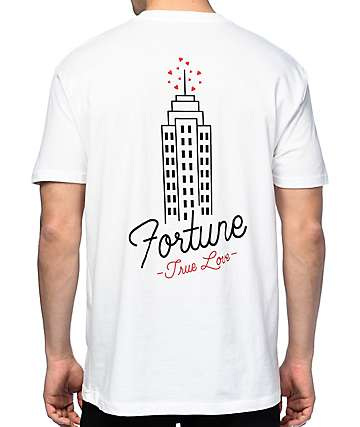 Fortune True Love White T-Shirt
