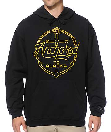 Forty Ninth Supply Co Anchored Hoodie