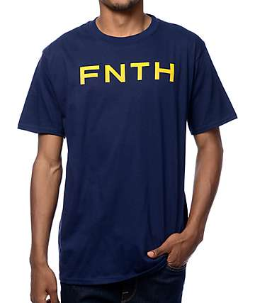 Forty Ninth Supply Co FNTH Navy T-Shirt