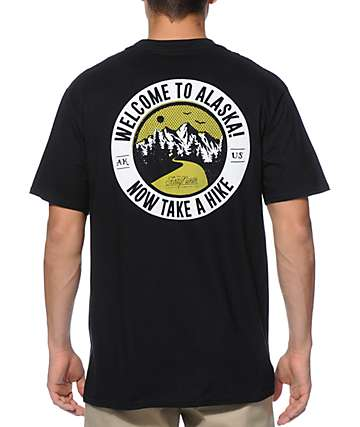Forty Ninth Supply Co Take A Hike T-Shirt