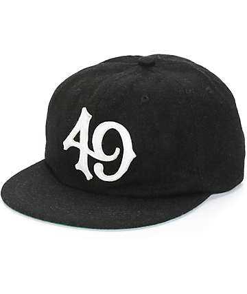 Forty Ninth Supply Co The Omb Signature Strapback Hat